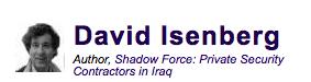 David Isenberg